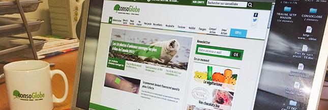 consoGlobe.com recrute : rédacteur, commercial, affaires financières