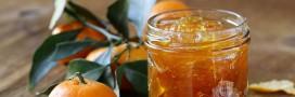 Confiture de mandarines bio, avec le petit truc en plus