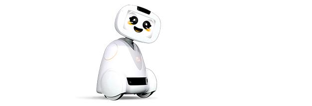 robot familial