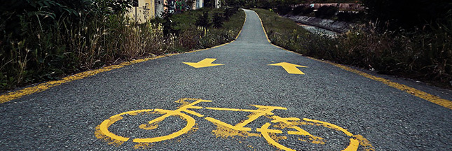 Tour d'Europe des autoroutes pour vélo : la France à la traîne