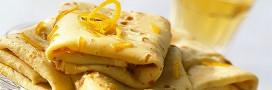 Recette: de délicieuses crêpes sucrées pour la Chandeleur