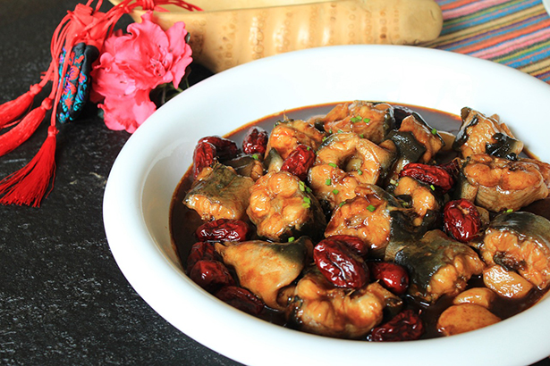 recettes chinoises poissons