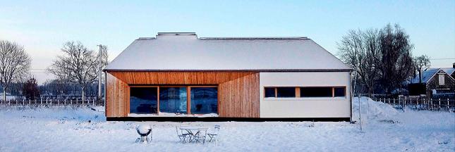 La maison bois 3.0 se lance en crowdfunding : Leko Homes