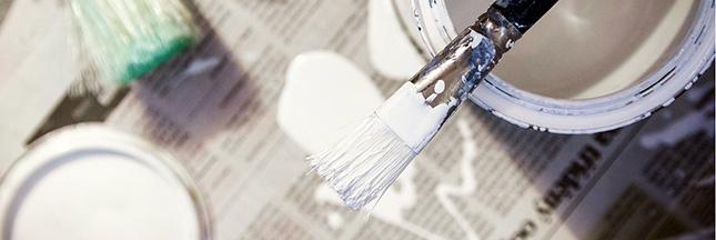 Utiliser de la peinture écologique sans solvants