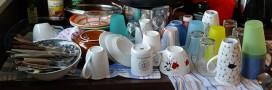 Faire la vaisselle pour lutter contre le stress