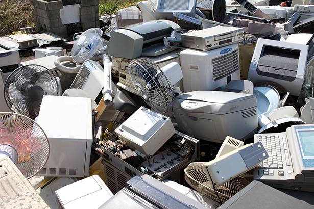 obsolescence programmée déchets électroniques