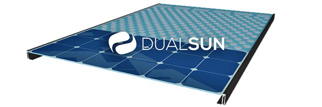 Avec DualSun, trois soleils en un pour vos panneaux solaires