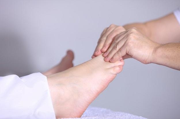 massage soin pieds