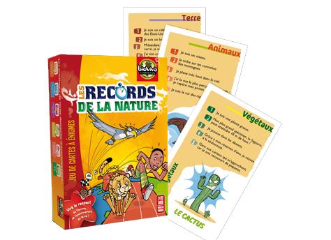 LES RECORDS DE LA NATURE