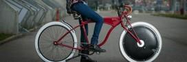 Passez à la vitesse supérieure: la Rool'in Smart électrise votre vélo