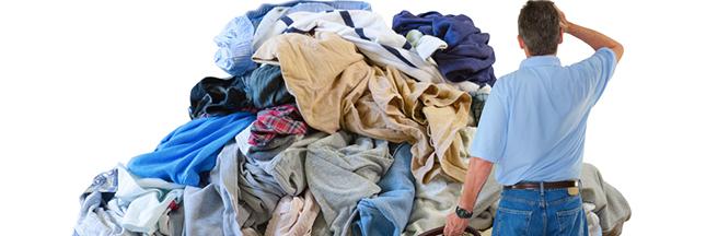 Nanomatériaux : des vêtements qui s'auto-nettoient avec la lumière