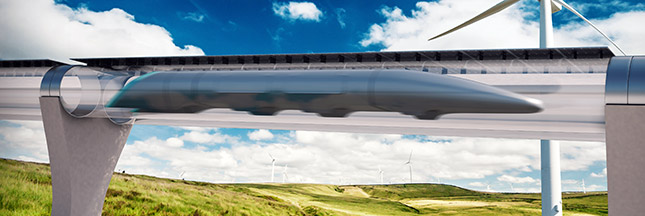Hyperloop, le train à ultra grande vitesse, avance plus vite que jamais