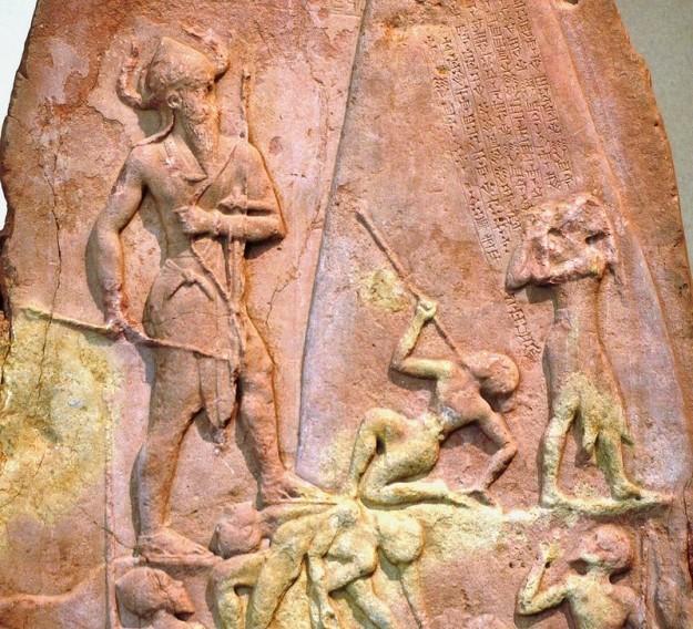 Akkad est considéré comme étant la première ville du monde