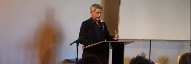 « Mon climat » par Jacques Gamblin, le discours d'un militant du peu