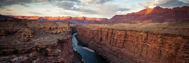 Le Colorado n'atteint plus la mer : les photos qui interpellent