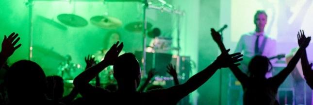 festival green concert