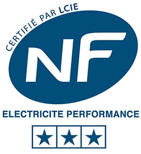 Radiateur électrique certification NF électricité