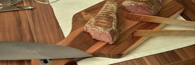 Consommer de la viande rouge pourrait accélérer le vieillissement