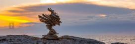 Le Rock balancing ou la magie des pierres en équilibre