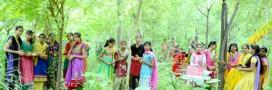 Planter des arbres pour combattre la discrimination des femmes en Inde