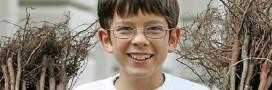 Un enfant plante 14 milliards d'arbres en 9 ans