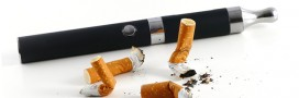 La cigarette électronique: plutôt une voie de sortie du tabagisme