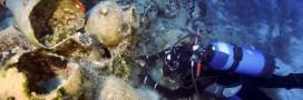 Grèce: des épaves millénaires découvertes en mer Egée
