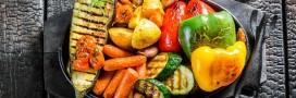 Idées recettes: légumes au barbecue