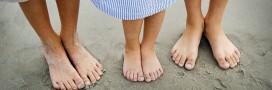 Réflexologie: 15 avantages de marcher pieds nus