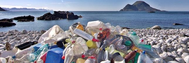 ramassage déchets plage