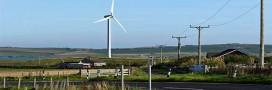 Éoliennes en Écosse: vers l'indépendance énergétique?
