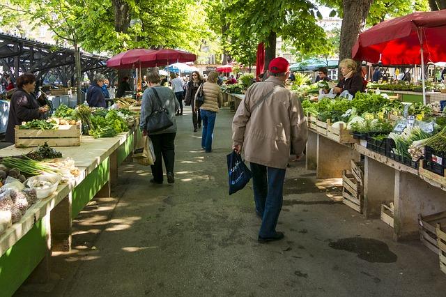 marché bio danemark