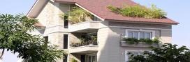 Immobilier: des logements toujours plus verts