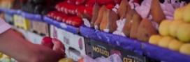 Les Français dépensent 182 € chaque mois en produits frais