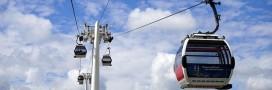 Des téléphériques urbains apparaîtront prochainement en Île-de-France