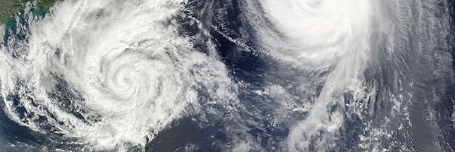 tempête subtropicale