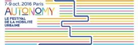 Autonomy: un festival pour découvrir la mobilité de demain