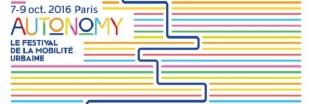 Autonomy : un festival pour découvrir la mobilité de demain