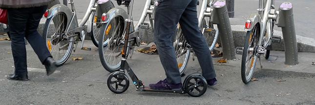 salon Autonomy, mobilité urbaine, transports, vélo, trottinette, marche