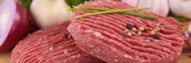 Rappel produits: steaks Cora et Thiriet et des burgers Auchan