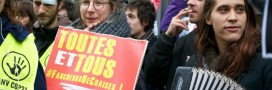 Des militants écologistes s'attaquent à la BNP Paribas
