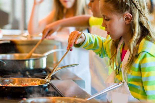 arts de faire culinaires, adolescents, cuisine, collège
