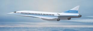 Un nouveau supersonique bientôt en vol