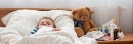 Fièvre, oreillons, varicelle: les réflexes naturels aux maladies infantiles