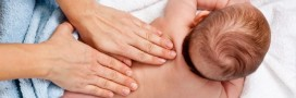 Masser son bébé : un moment de détente privilégié