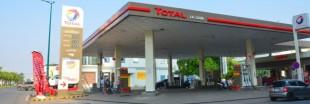 Total mise sur le solaire pour ses stations-service