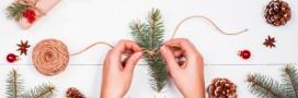 Bricolage de Noël : 10 déco sapin à fabriquer soi-même