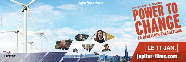 'Power to Change' : le film qui donne de l'énergie