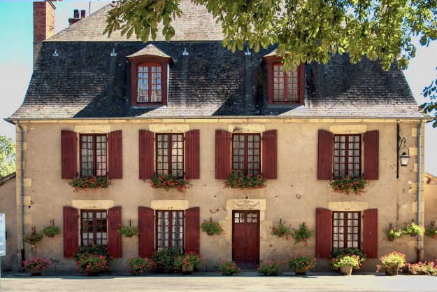 isolation thermique, vieille maison