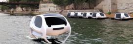 Projet de taxis volants sur la Seine: des tests en mars 2017